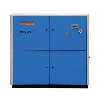 AUGUST air compressor 20 hp screw oil free