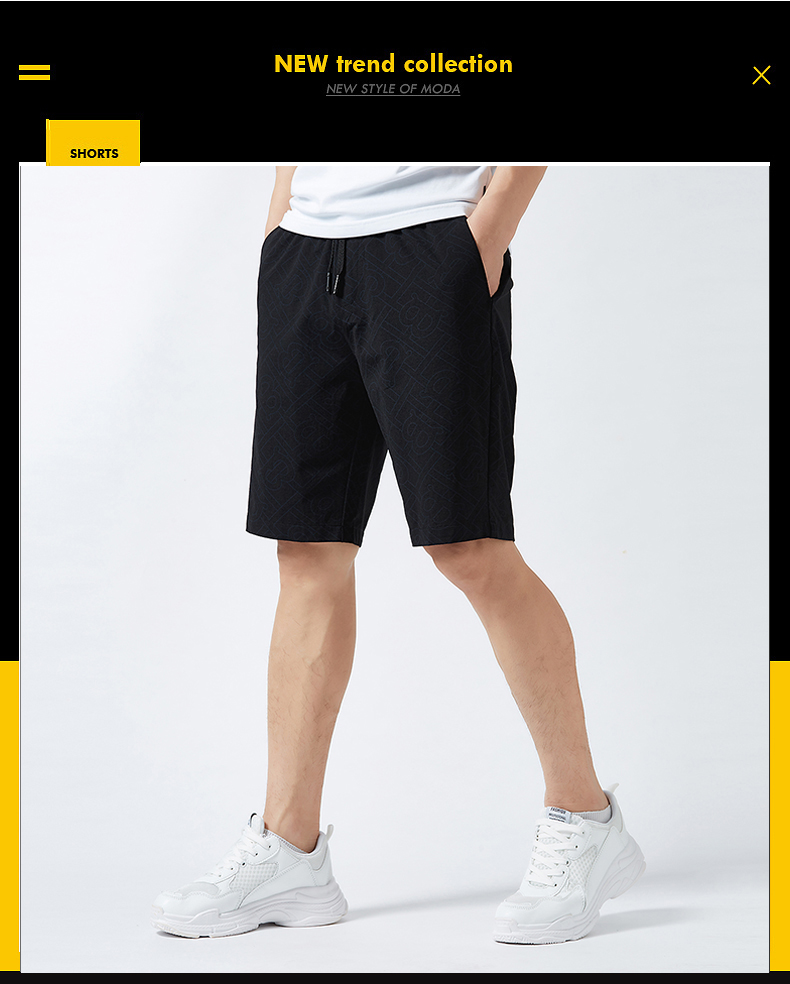 Men's Beach Pants