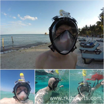 Deep Scuba Full Face Diving Mask