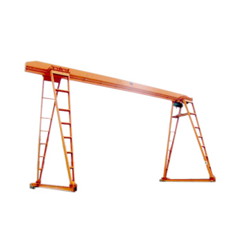 8ton box type single girder gantry crane price