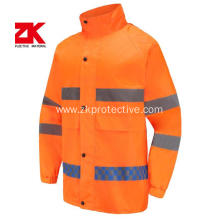 cheap orange wear workwear mens waterproof winter coveralls
