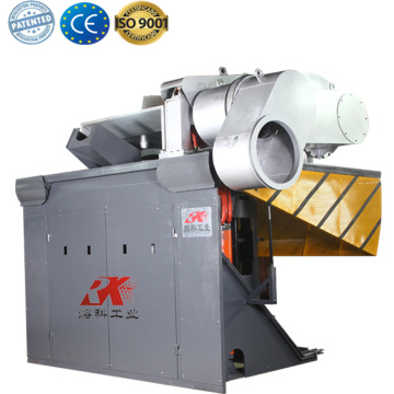 Best Iron Steel  metal induction Melting Furnace
