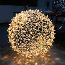 3D Motif Lights Outdoor Led Ball Lights