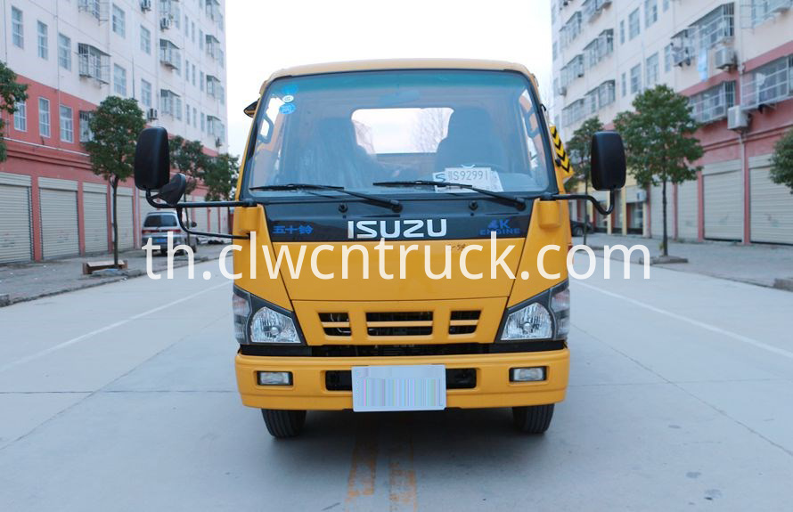 ISUZU road wrecker 2