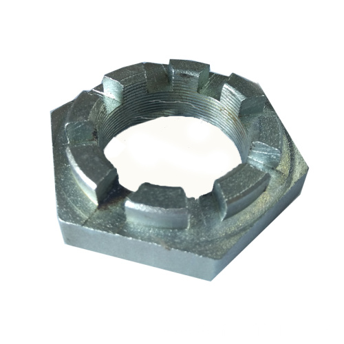 Hex Castle Nuts DIN 937 Low Type