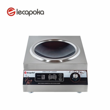 Cheap and Fine Universal Commercial Induction Cooker
