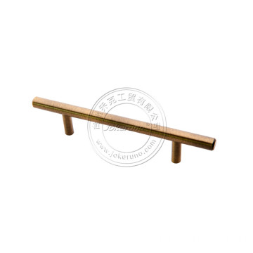 8mm cabinet pull T bar steel handle