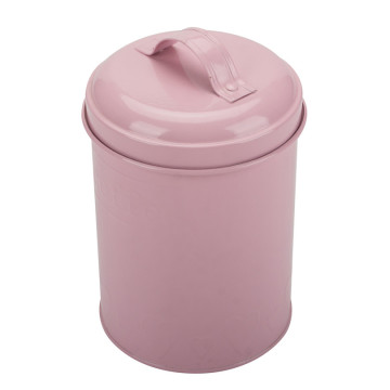 Pink seal canister set
