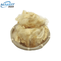 7D x64mm Soybean Fiber For Fiber Duvet Material
