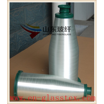 Fiberglass yarn high strength