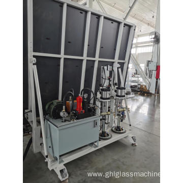 Sealing Robot for Insulating Glass Production Line