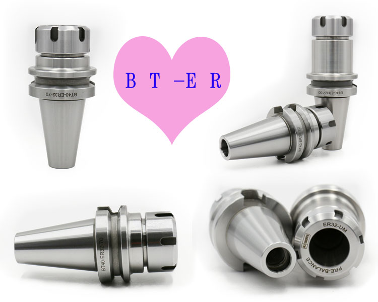 CNC Collet bt chuck holders