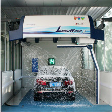 Leisu wash 360 touchless car wash equipment cost