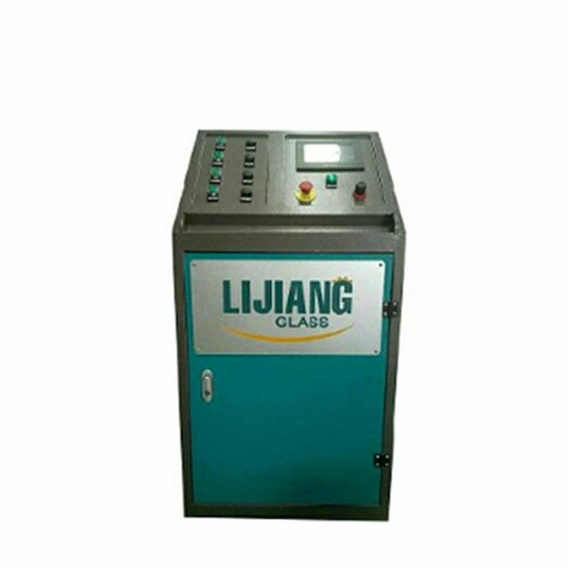 Argon gas filling machine