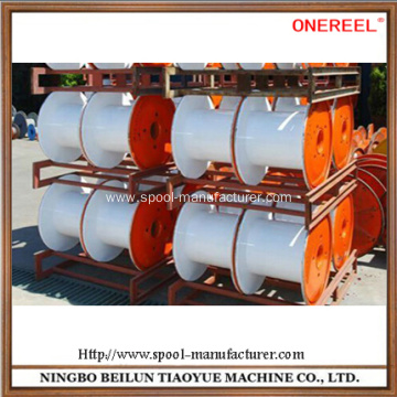 Favorable price spool pallet