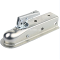 trailer coupler 2 ball 3 channel tongue