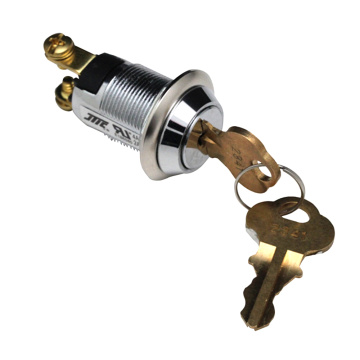 4A 125VAC 2 Position Key Lock Switch