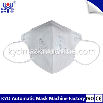Automaticfolding mask making machine with high quality