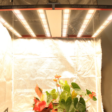 Foldable Grow LED Light bars efficacy Ir 730nm
