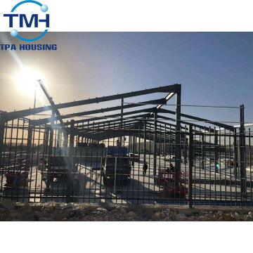 lowest cost office warehouse construction building tanzania