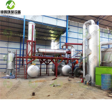 Waste Oil Refinery Distillation Recycling Machine Companies