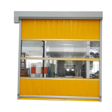 PVC Automatic High Speed Roller Shutter Door
