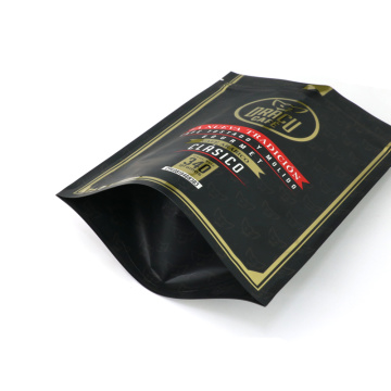 Custom print hot-sales mylar aluminum foil stand-up bags