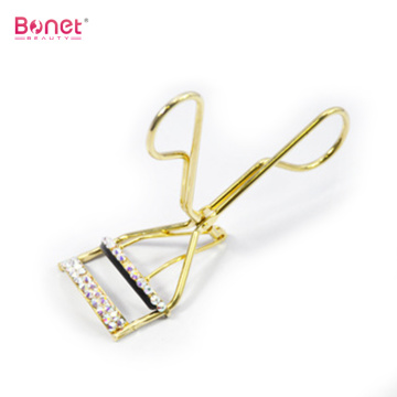 Gold Plated metal eyelash curler