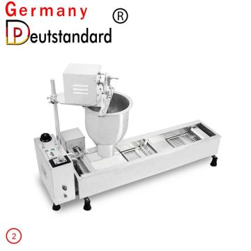 Commercial automatic mini donut machine maker