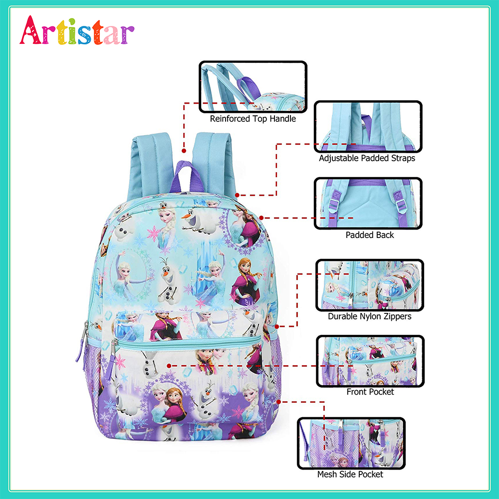 Disney Frzoen Backpack 5 6