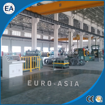 High Speed Automatic Metal Steel Coil Slitting Line