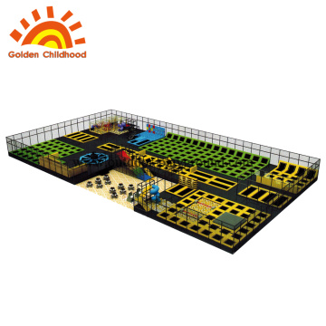 Wholesale commercial trampolines park