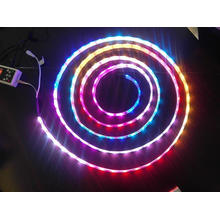 Flexible RGB RGBW led strip