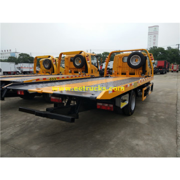 Dongfeng 3MT Car Carrier Tow Trucks