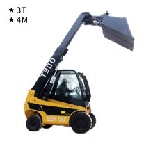 Telescopic Forklift Truck 3 tons