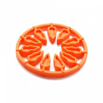 Lucky Plus Silicone Trivet Mat for Hot Pans