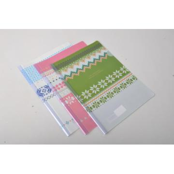 Factory hot sale A4 plastic PP report covers
