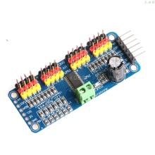 PCA9685 16-Channel 12-bit PWM Servo Motor Driver I2C Module Robot M08 dropship
