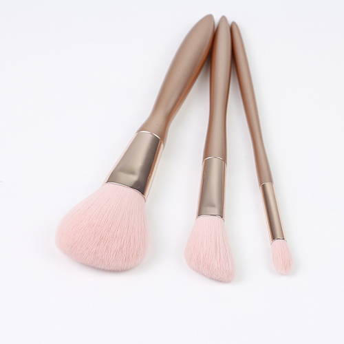 Champion color 3pcs brush sets makeup