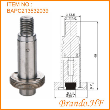 13.5mm Stainless Steel Valve Tube for Solenoid Valve