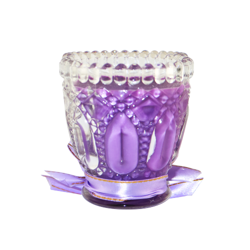 Luxury Personalized Custom Scented Candle Glass Jar