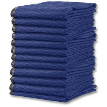 Hot Sale China Manufacturer Furniture Polyester Moving Blankets