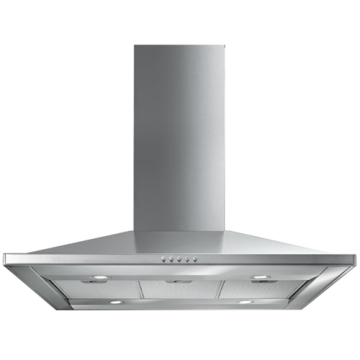 Smeg Island Hood 90cm Kitchen Extractor