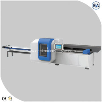 Automatic Bus Duct Flaring Machine