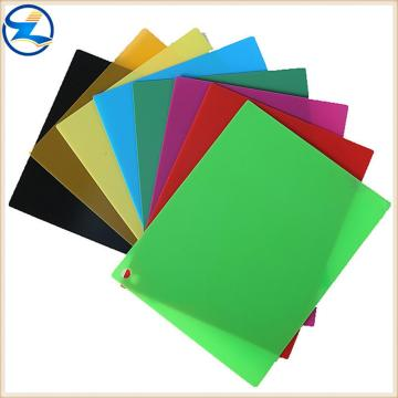 moisture proof pvc sheet films for cosmetic packing
