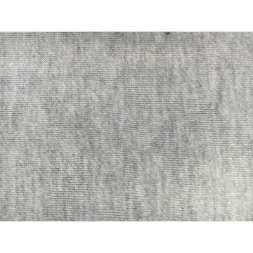 knitted warp plain dyed thick needle fabric