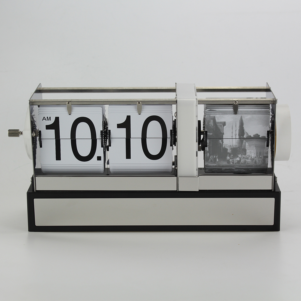 Advertising Flipping Clock for Decor