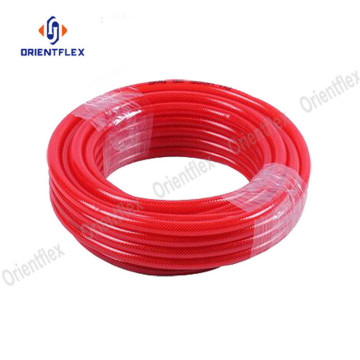 Various sizes ozone resistant PU braided flexible hose