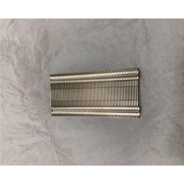 Zipper radiator laptop Aluminum Fin Heatsink