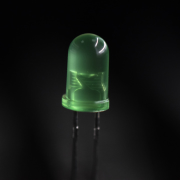 Super Bright Diffused Green 5mm LED 520nm LED